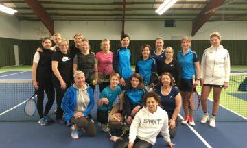 Tennis: Ein Titel für Wiebke Höritzauer und Sandra Weddeling