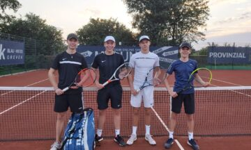 DJK Top Tennis: U18 Junioren siegen 6:0
