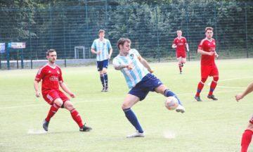 Fußball: DJK zittert sich ins Ziel