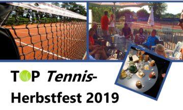 Tennis-Herbstfest 2019