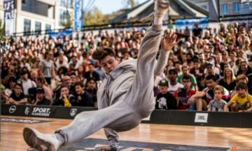 Tanzen: Breaking für Jungen und Mädchen