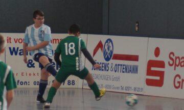 Fußball: Einladung zu Hallenturnieren