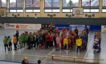 Fußball: Kinderhaus gewinnt U11-Turnier