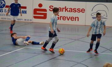 Fußball: D1-Junioren vom Pech verfolgt