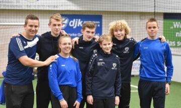 Fußball: Junior-Trainer-Wochenende