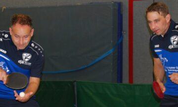 Tischtennis: Kampf um Platz zwei spitzt sich zu