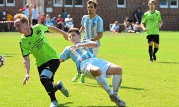Fußball: A-Liga-Abstieg besiegelt