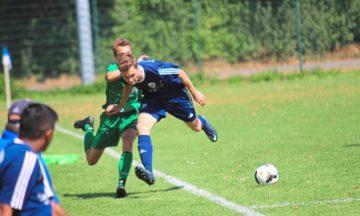 Fußball: Überzeugender Test gegen Ibbenbüren