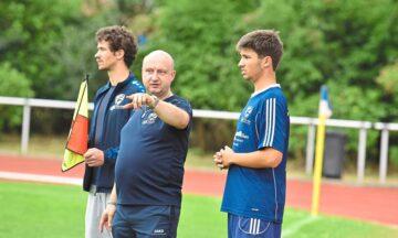 Fußball: Erster DJK-Sieg unter Neu-Coach Hehl