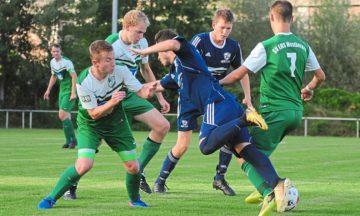 Fußball: Rückschlag im Kreispokal