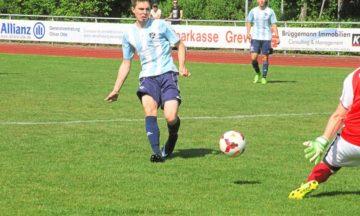 Fußball: Strammes Programm