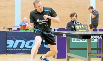 Tischtennis: Verstärkung für Verbandsligateam