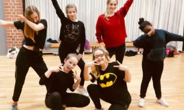 Tanzen: Hip Hop-Workshop vor den Ferien