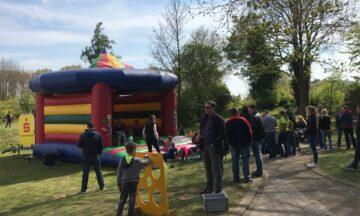 Alles neu macht der Mai: Familienfest