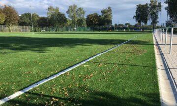 Kunstrasen für Fußballer