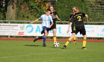 Fußball: C1-Jugend erklimmt Spitze
