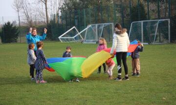 Sport während der Osterferien