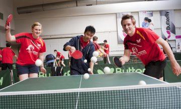 Tischtennis: Erster Jugendsieg am letzten Spieltag