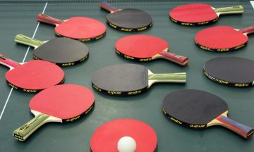 Tischtennis: Trainingszeiten während der Weihnachtsferien