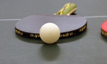 Tischtennis: Training im Sommer