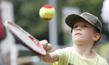 Tennis: Club-Meisterschaft der Junioren