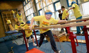 Jetzt auch Reha-Sport für Kinder und Jugendliche