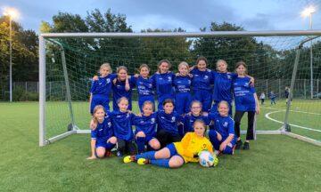 Fußball: Neue U 12 in Spiellaune