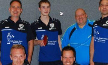 Tischtennis: DJK II veredelt Auftaktsieg
