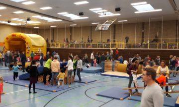 Sporteln startet mit Besucherrekord