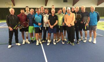 Tennis: Einstimmung auf das Jahr 2020