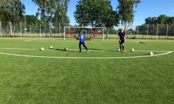 Fußball: Der Ball rollt wieder