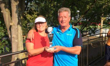 Tennis: Neue Vereinsmeister im Mixed