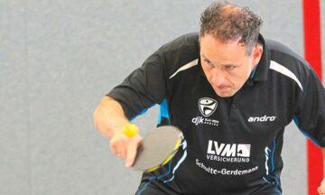 Tischtennis: Spätes Aufstiegsglück