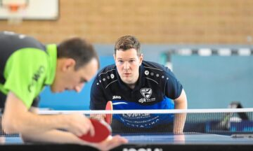 Tischtennis: Nur das Ergebnis ist nicht spitze