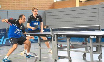 Tischtennis: Fünf Matchbälle vergeben