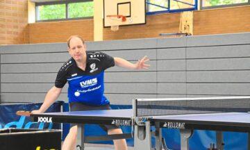 Tischtennis: Ein Aufsteiger stellt sich in der Emssporthalle vor