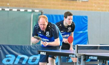 Tischtennis: Marathon ohne Happy End