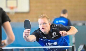 Tischtennis: Vierter Sieg im vierten Spiel
