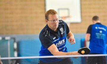 Tischtennis: Max Haddick reißt alle mit