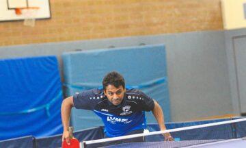 Tischtennis: Derby beim Dauerrivalen