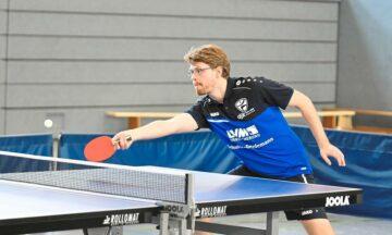 Tischtennis: Zittersieg gegen den Lieblingsgegner