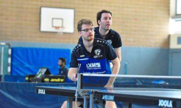 Tischtennis: Der Vorhang fällt