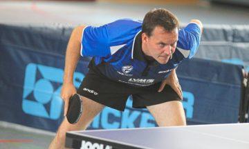 Tischtennis: Doppel-Spieltag