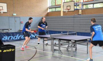 Tischtennis: Großartiger Tischtennis-Abend