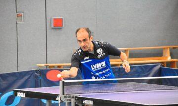 Tischtennis: Großer Kampf ohne Ausbeute