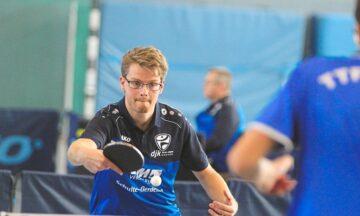Tischtennis Verbandsliga: Nichts zu machen