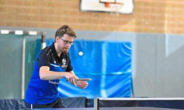 Tischtennis: Ramsdorf – eine harte Nuss