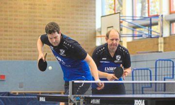 Tischtennis: Vierpunkte-Spiel in Hiltrup