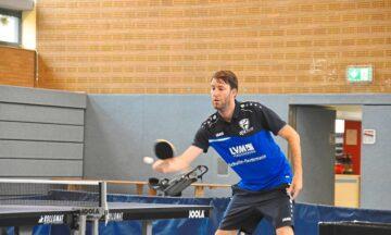 Tischtennis: Wegweisendes Spiel