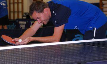 Tischtennis: Torsten Radkes überragende Bilanz